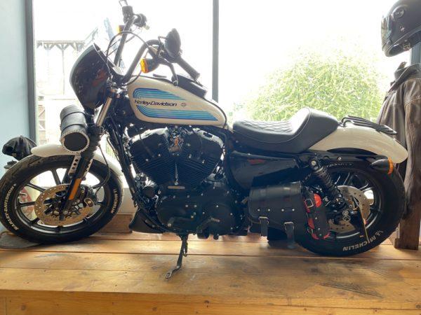 2018 HD Iron 1200 Sportster
